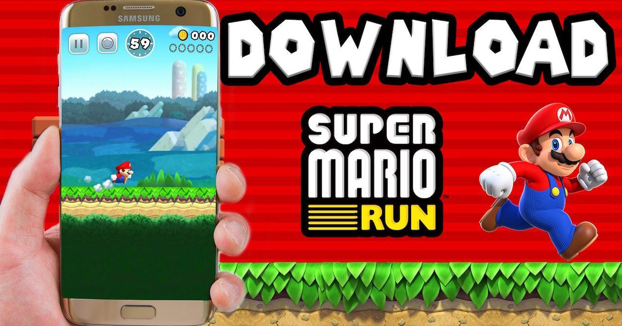 Super Mario Run para Android