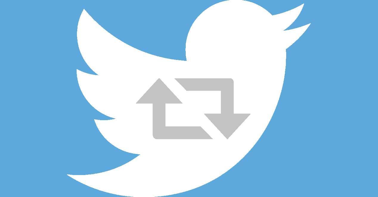Twiter retuit