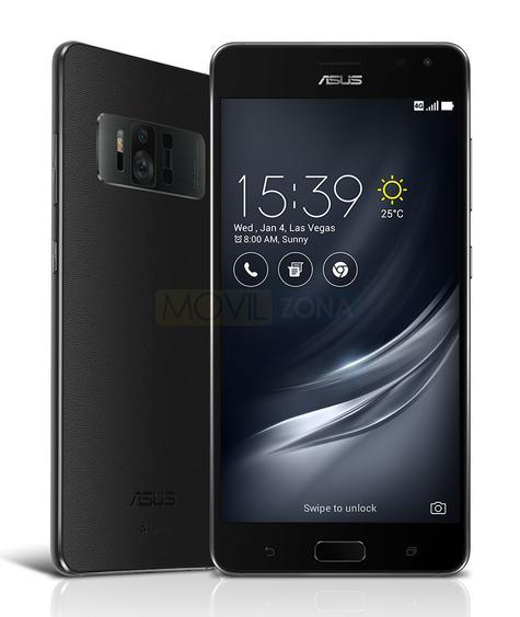 Asus Zenfone AR en color negro