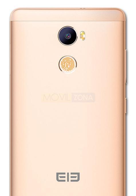 Elephone C1 dorado