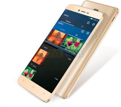 Gionee P7 con sistema operativo Android