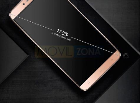 Gionee S6 dimensiones de pantalla en diagonal