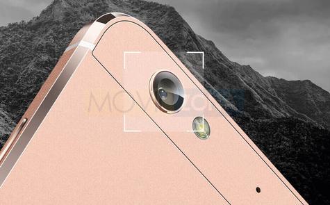 Gionee S6 detalle de la cámara dgital