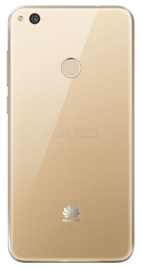 Huawei P8 Lite 2017 dorado con huella dactilar