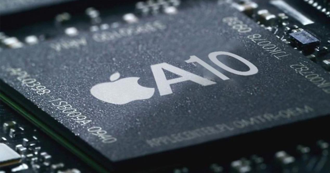 Procesador de Apple con soporte para 64 bits