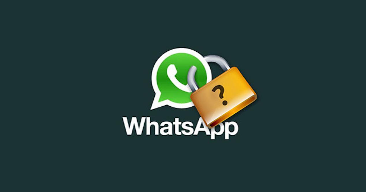 logo whatsapp con candado