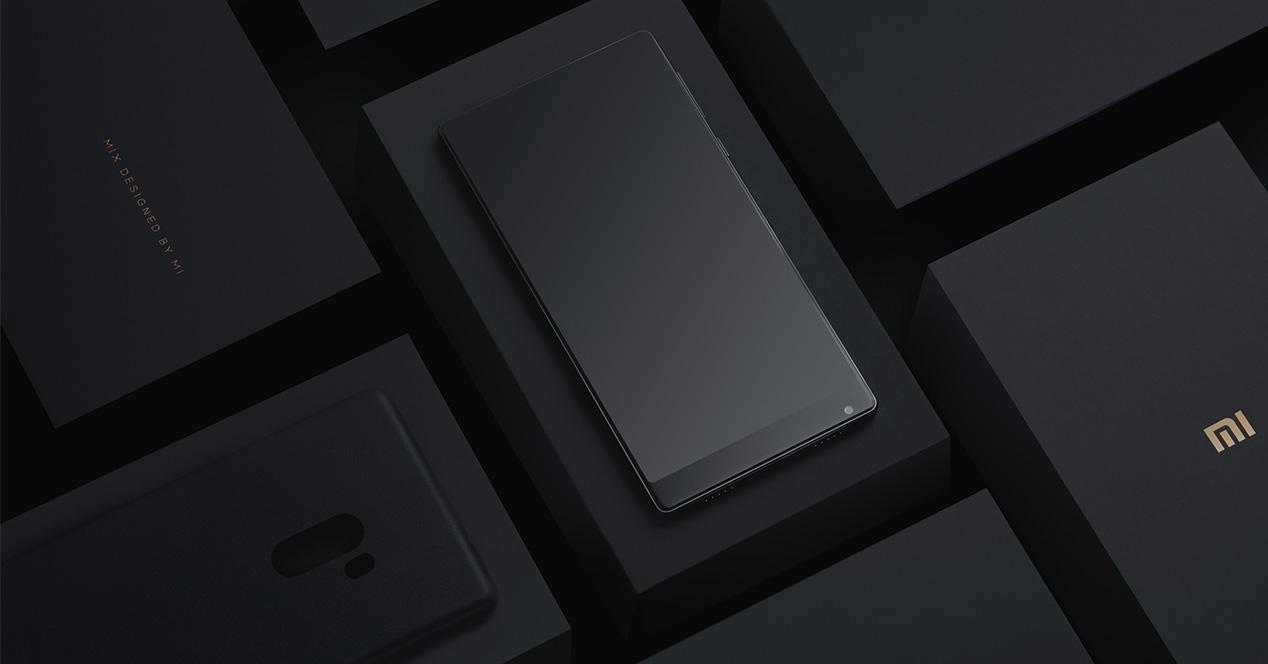 Smartphone de Xiaomi con carcasa de cerámica