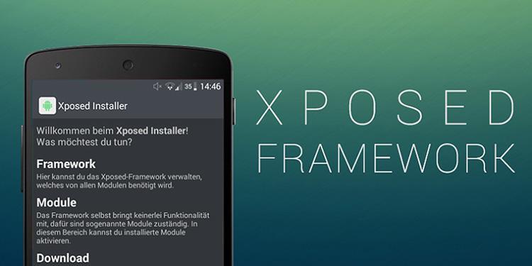 Versión de Xposed para Android 7 Nougat