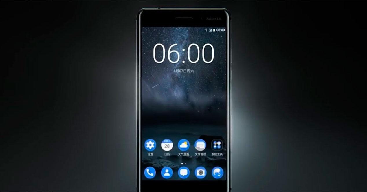 Nokia 6 Cyanogen