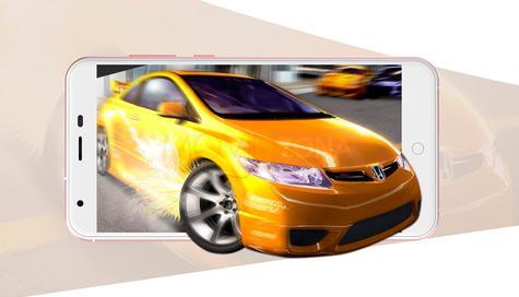 Oukitel K7000 videojuego