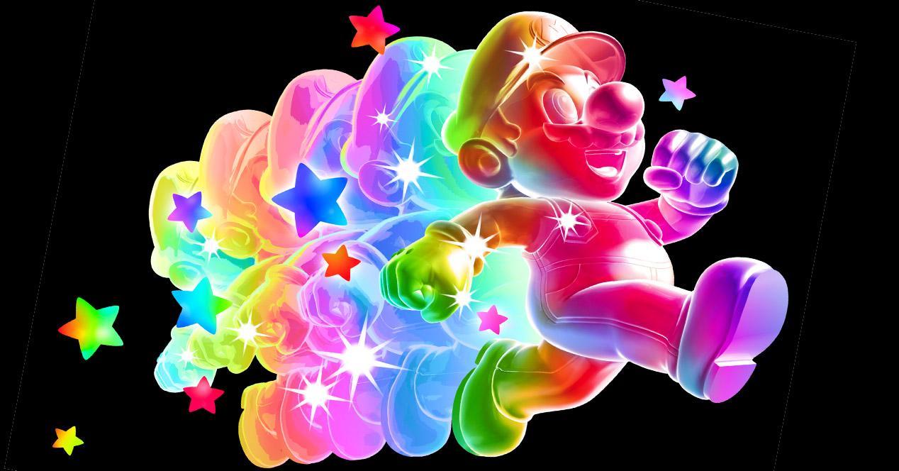 super mario run colores