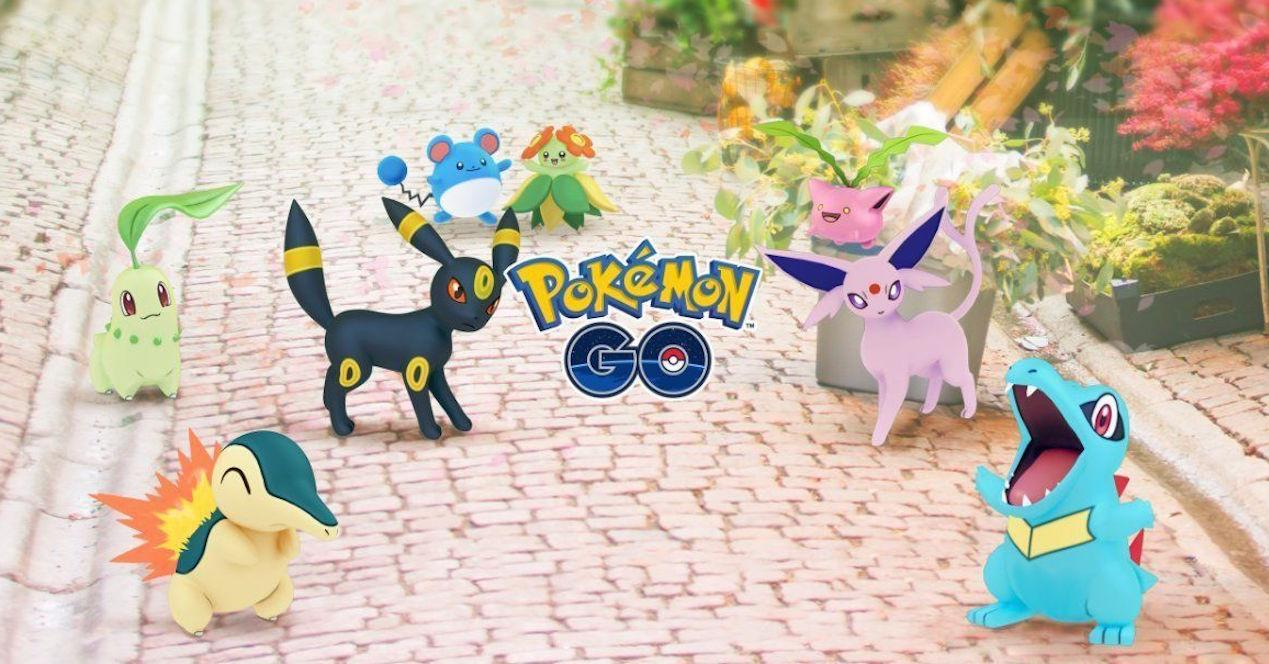pokémon go 80 nuevos pokémon
