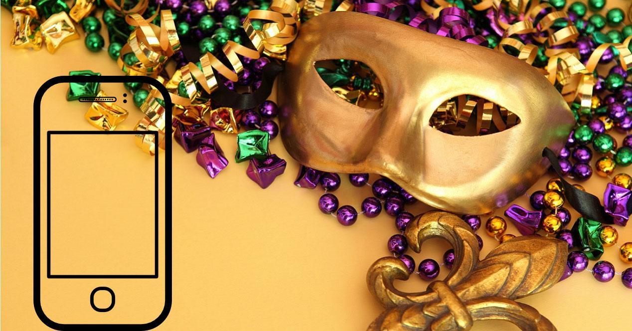 ideas de disfraces para Carnaval