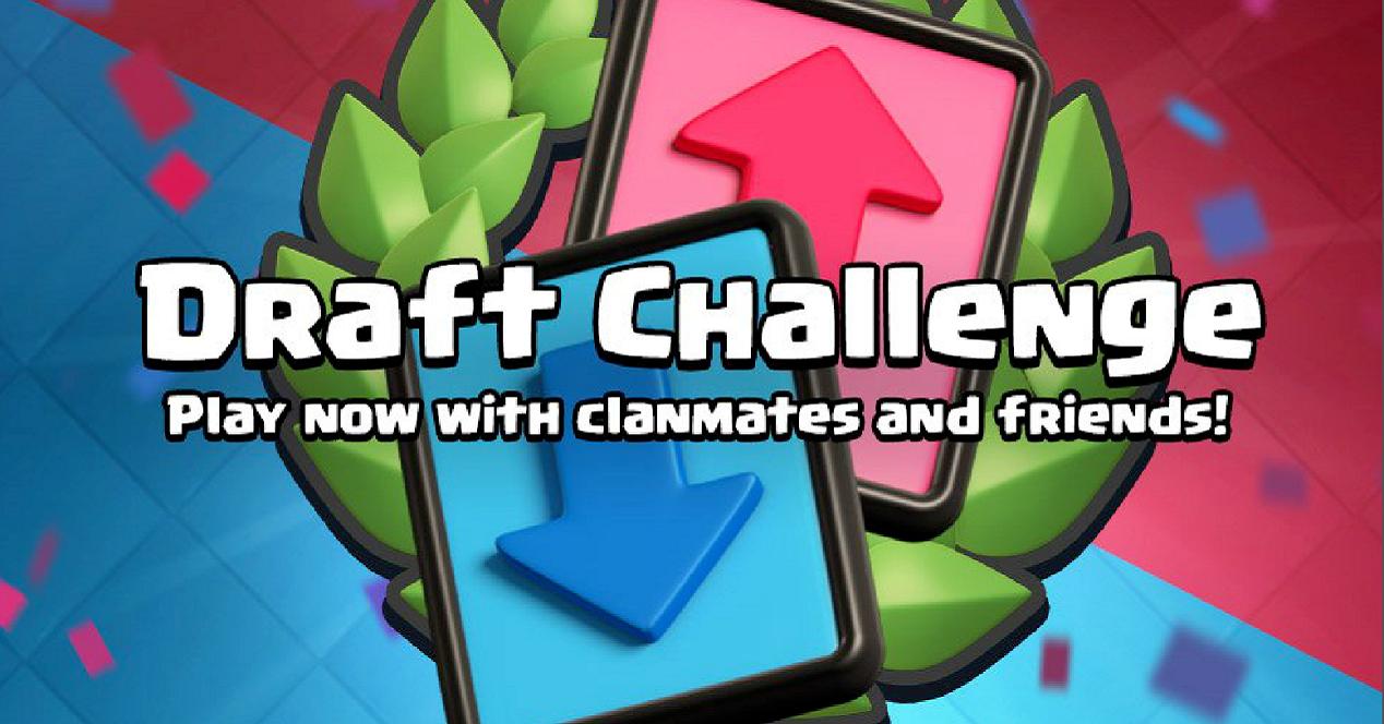 desafío de elección de Clash Royale