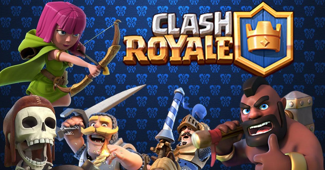 desafío de Arietes de batalla de Clash Royale