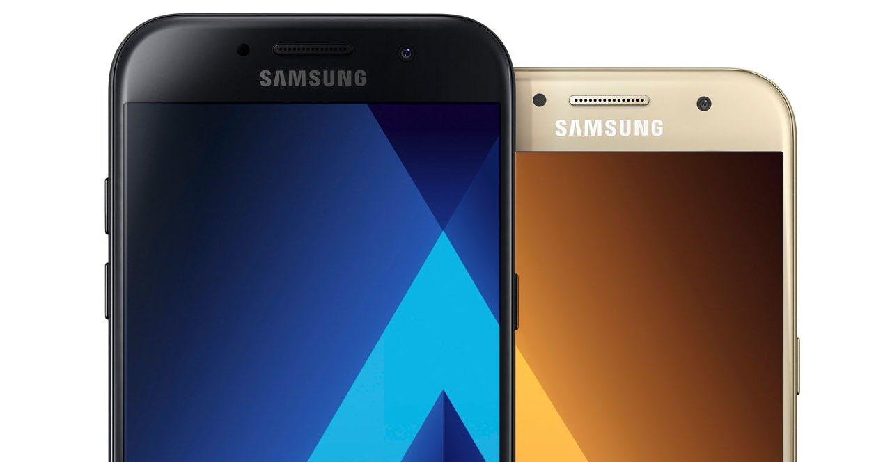 batería del Samsung Galaxy A5 2017