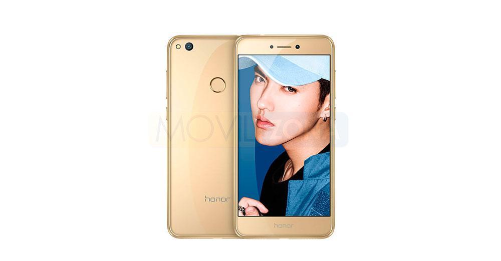 Honor 8 Lite dorado