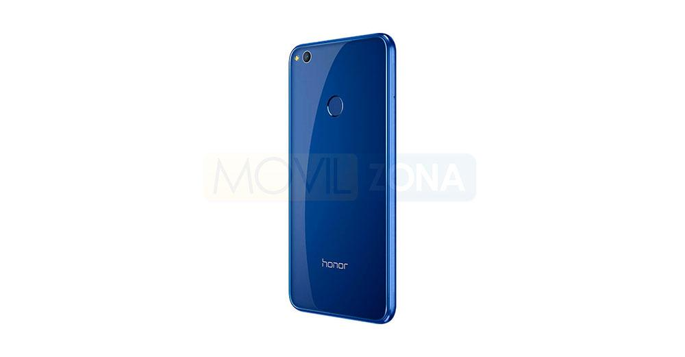 Honor 8 Lite azul trasera