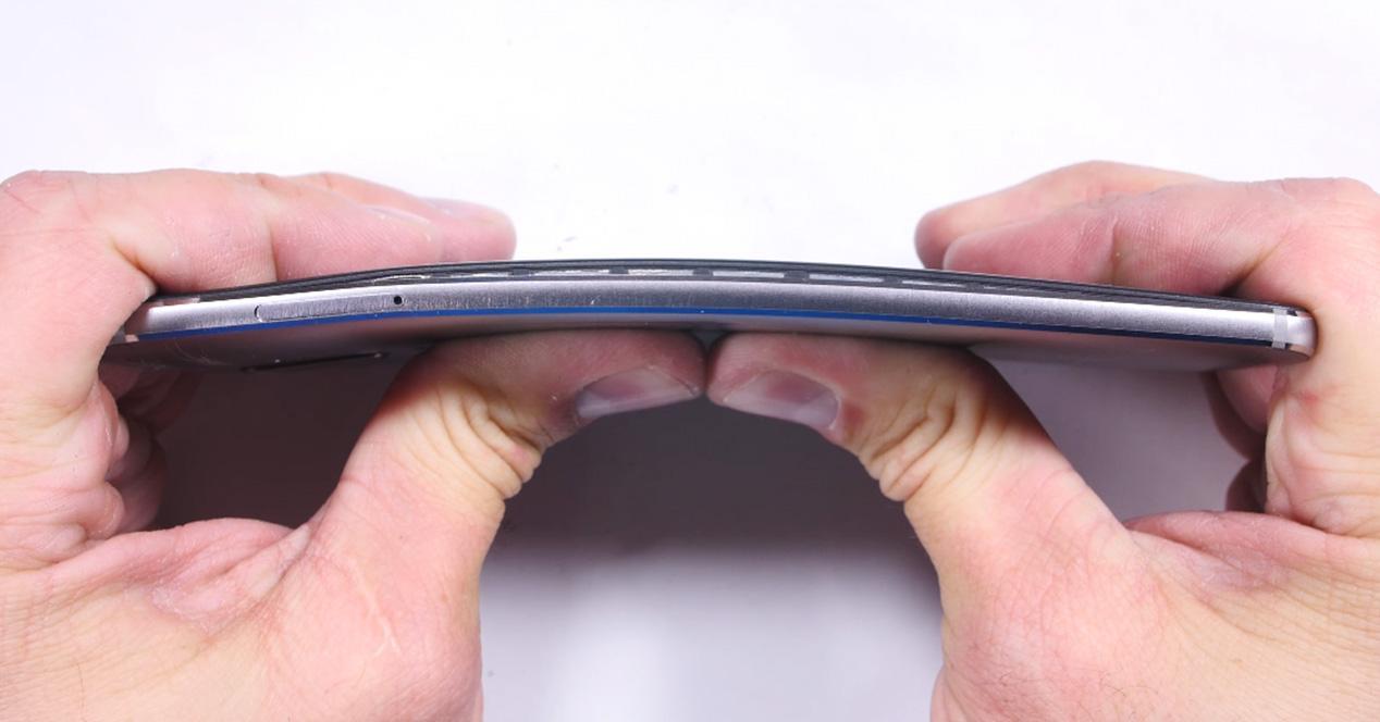 Test de resistencia del Huawei Mate 9