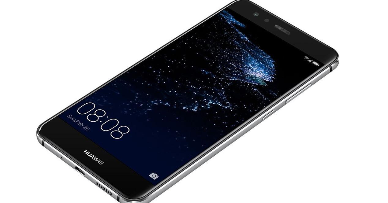 Características y precio del Huawei P10 Lite