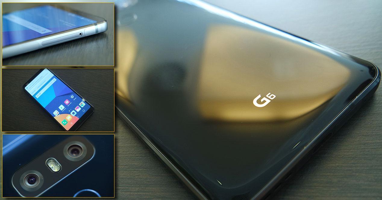 LG G6 detalles