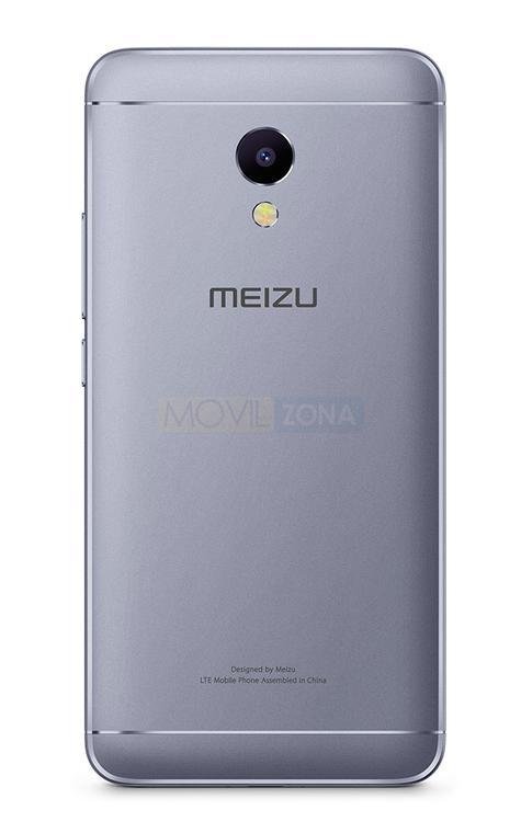 Meizu M5s trasera y cámara