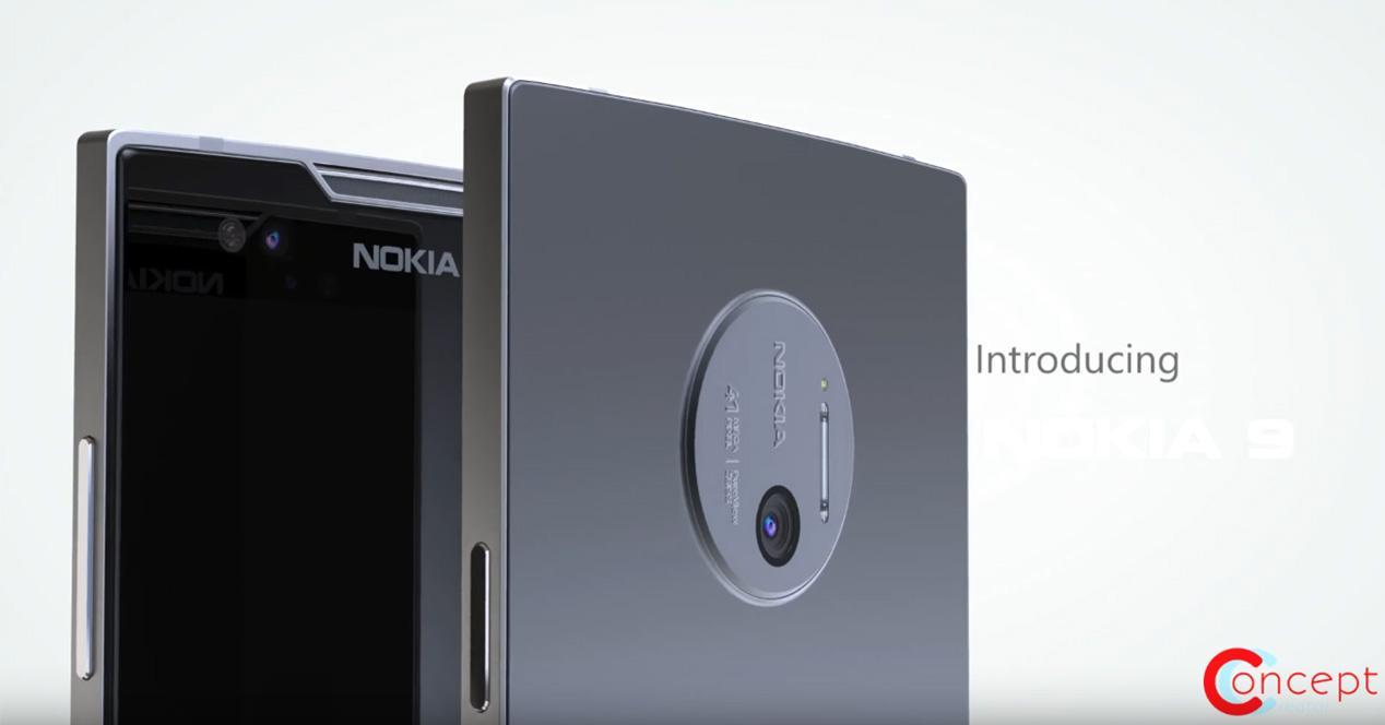 vídeo del Nokia 9