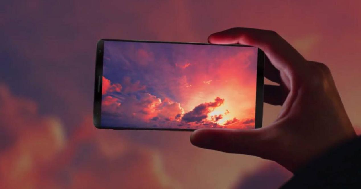comparativa tamaño del Samsung Galaxy S8