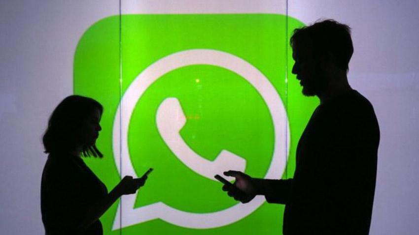 uso de la app de WhatsApp