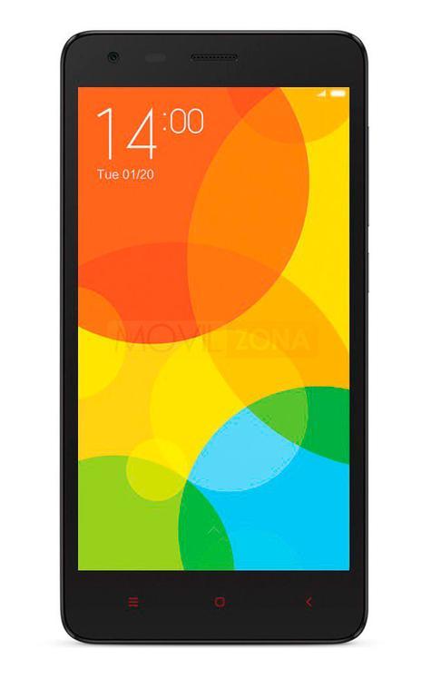 Xiaomi Redmi 2 Pro negro