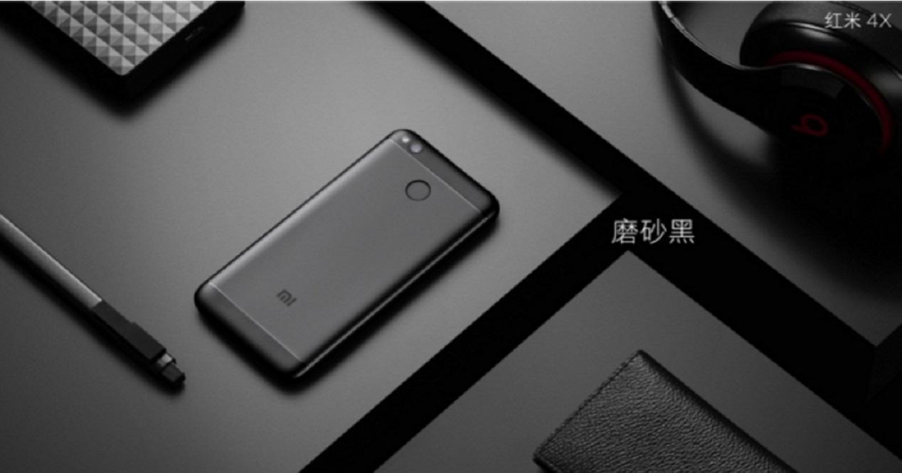 características del Xiaomi Redmi 4x