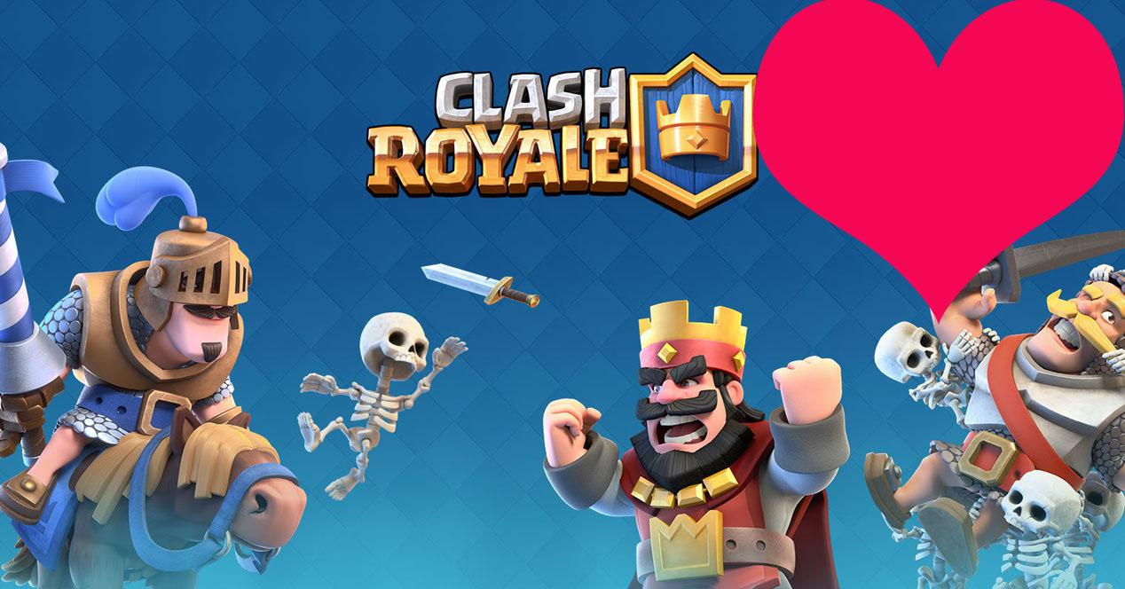 evento de Clash Royale