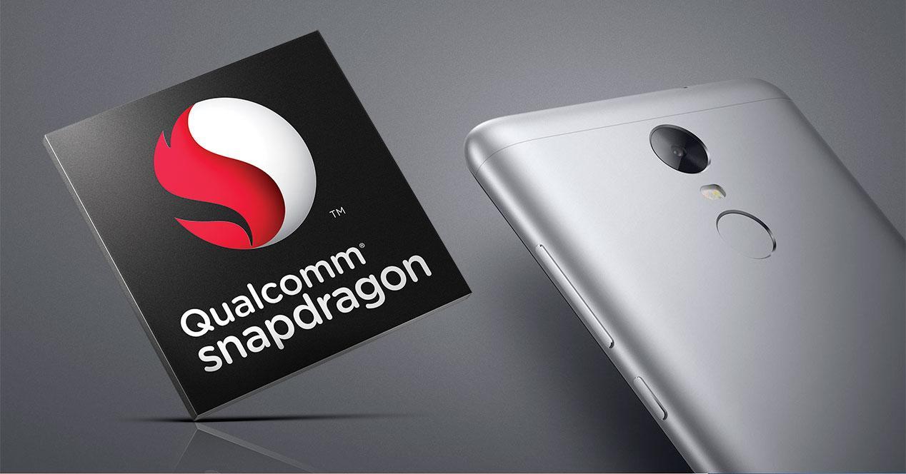 Xiaomi Redmi Note 3 y procesador Snapdragon