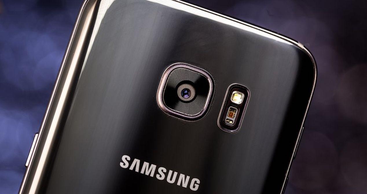 galaxy s7 sensor trasero