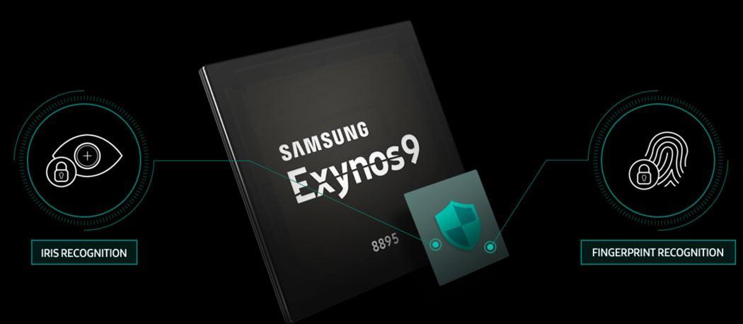versiones del Exynos 9810