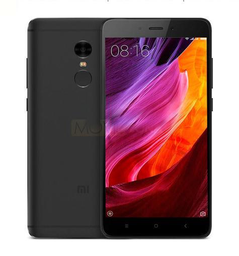 Xiaomi Redmi Note 4x negro