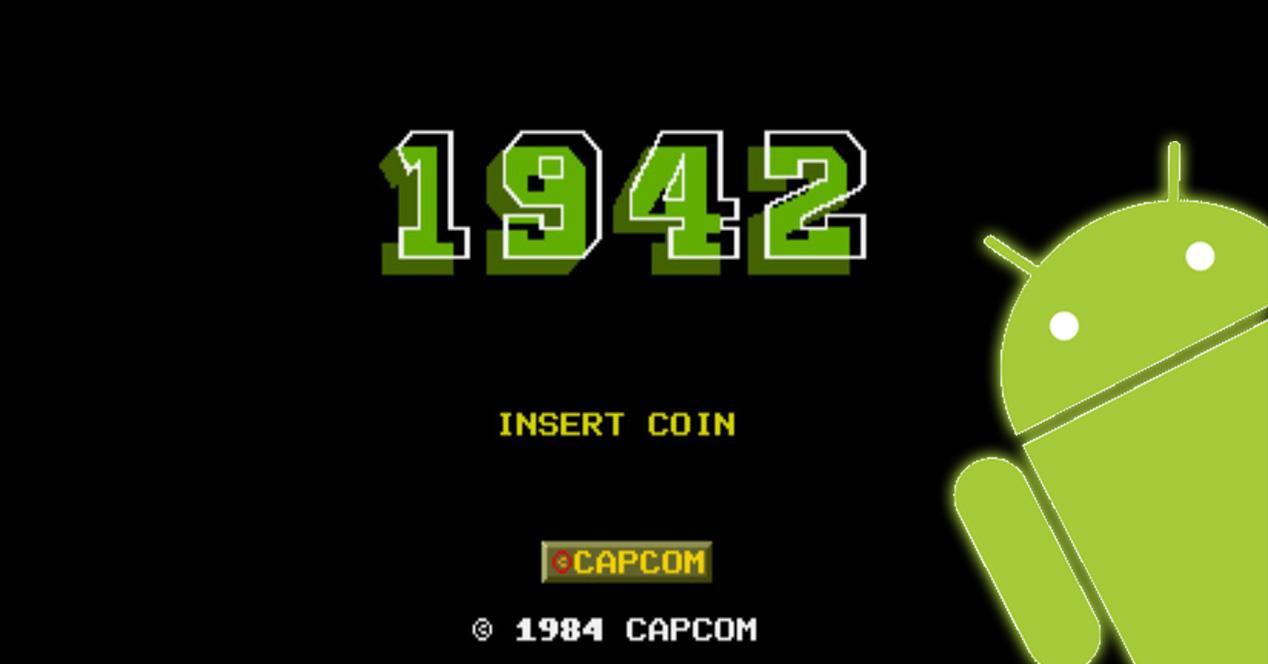 Videojuego 1942 para Android