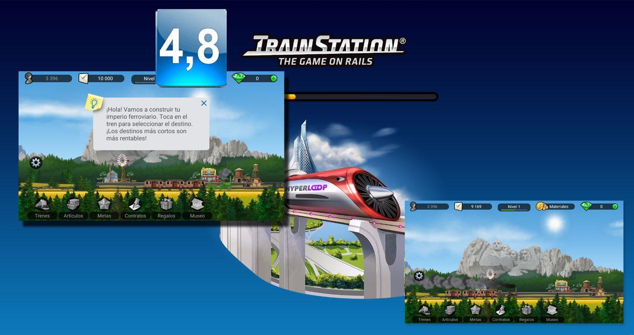 Imagen TrainStation