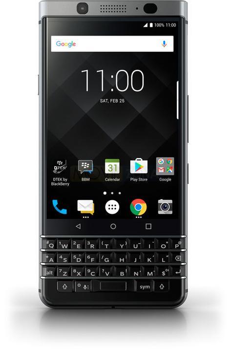 BlackBerry Keyone frontal