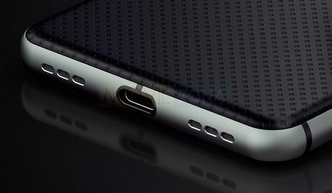 BlackBerry Keyone USB Type-C