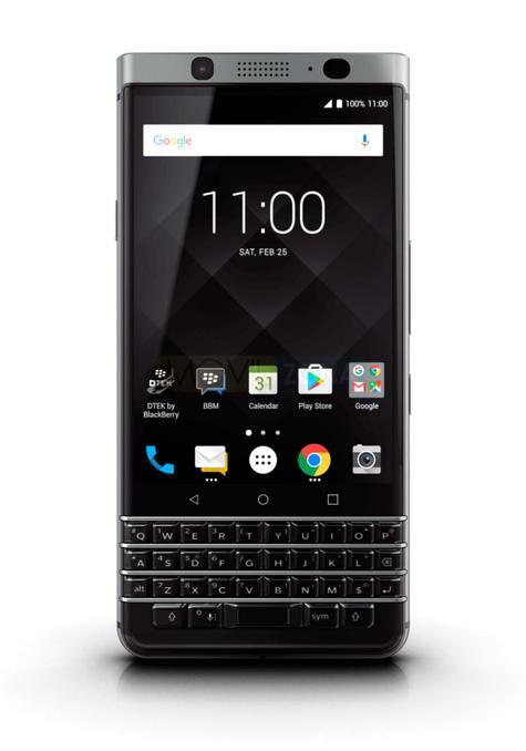 BlackBerry Keyone con teclado qwerty