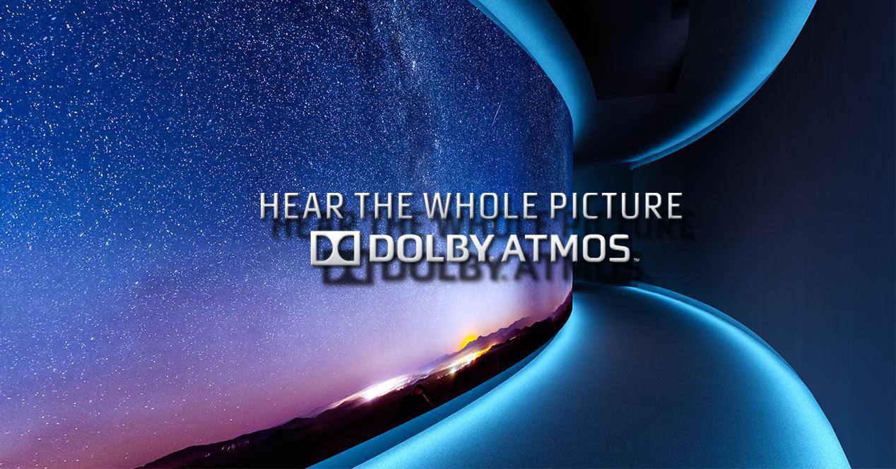 Sonido Dolby Atmos en smartphones