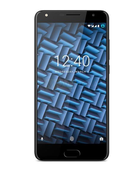 Energy Phone Pro 3 negro frontal