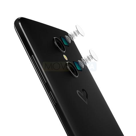 Energy Phone Pro 3 lentes de la cámara