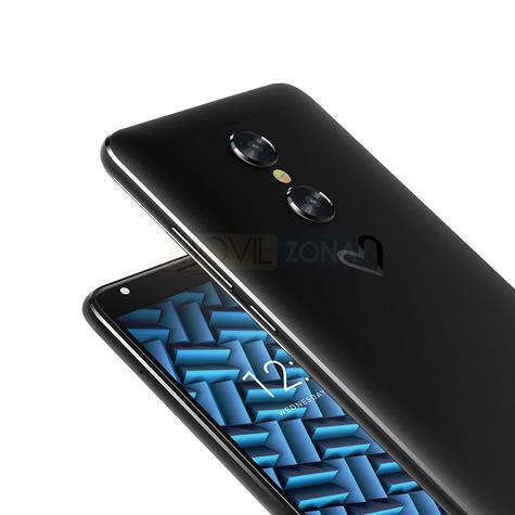 Energy Phone Pro 3 vista delantera y trasera