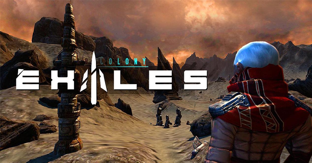 Videojuego Exiles para Android