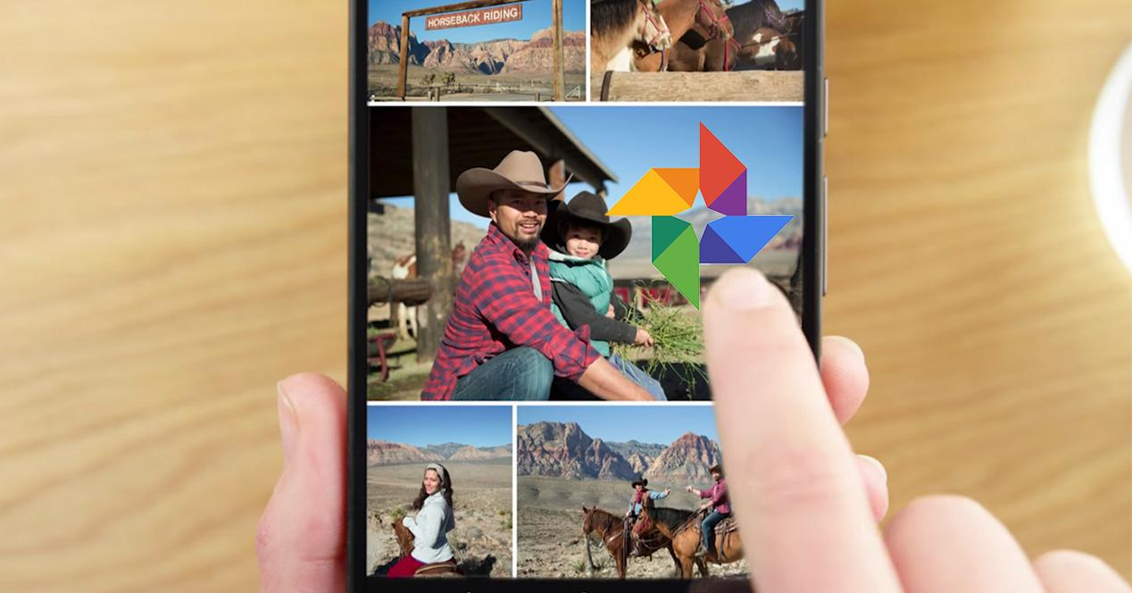 Copia de seguridad de Google Fotos