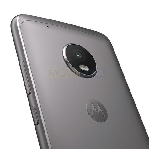 Moto G5 Plus cámara