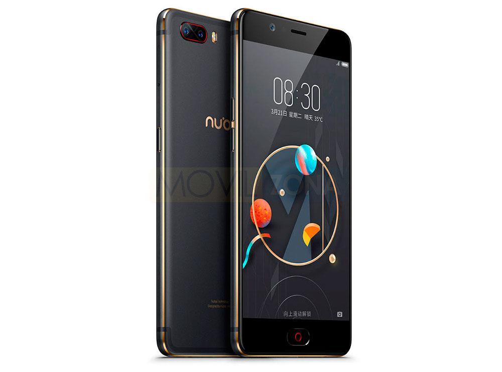 NUBIA M2 negro
