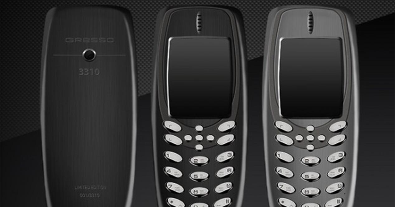 Copia del Nokia 3310